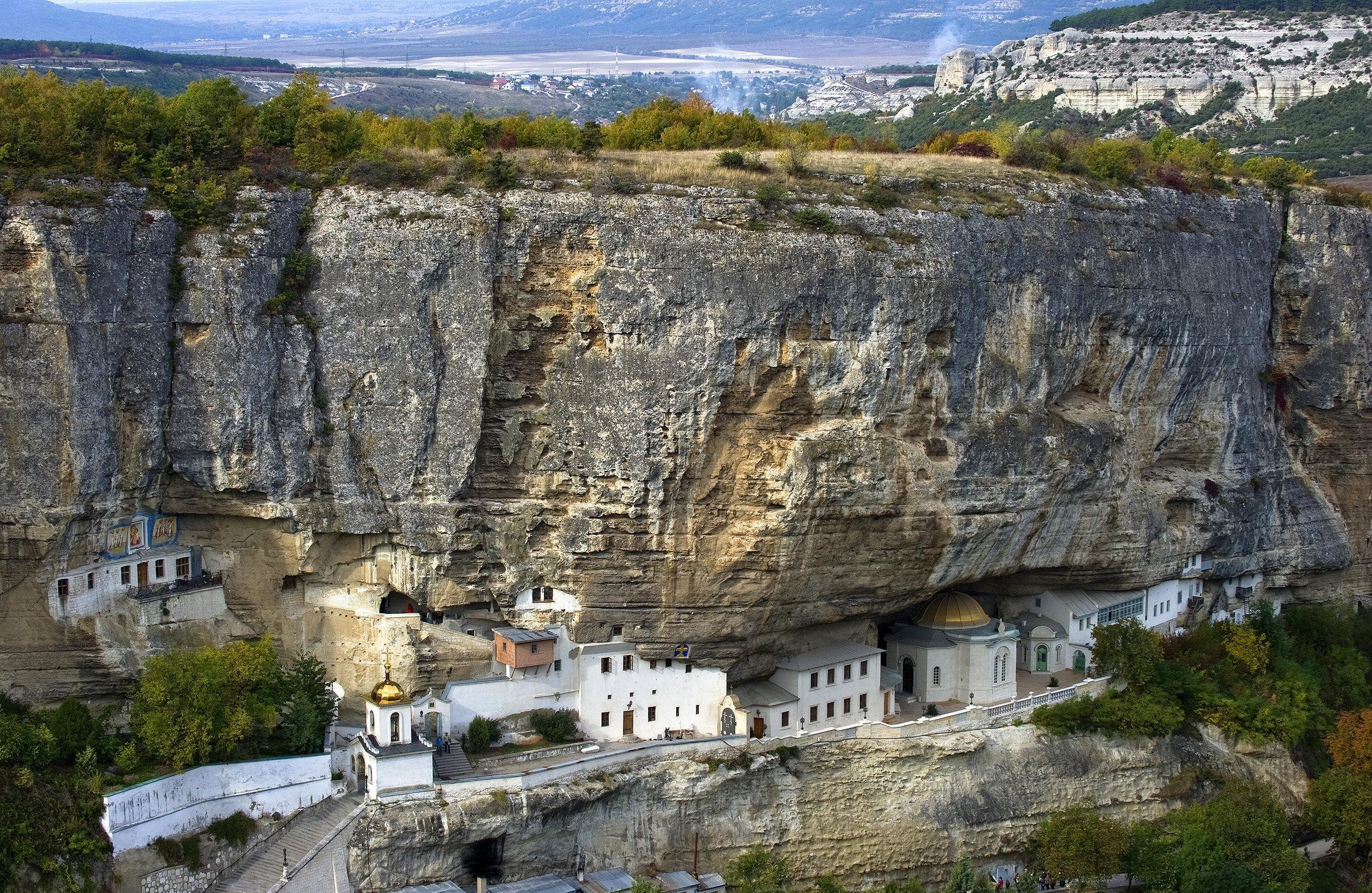 Пещерный Свято-Успенский монастырь