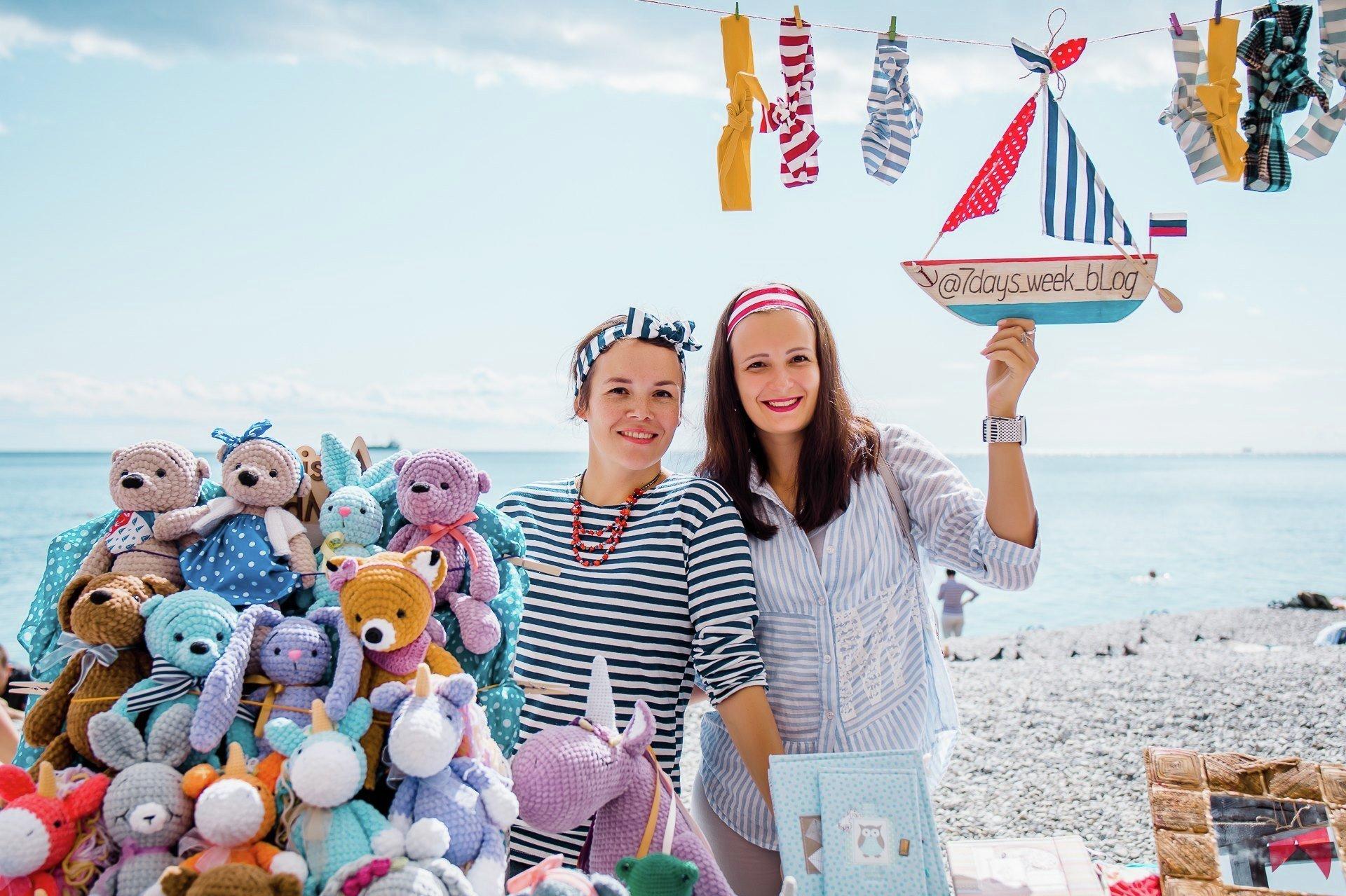 Арт-пикник «Люди моря»