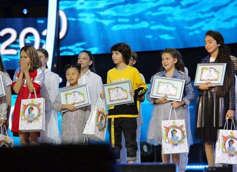 Финал конкурса «Детская Новая волна»