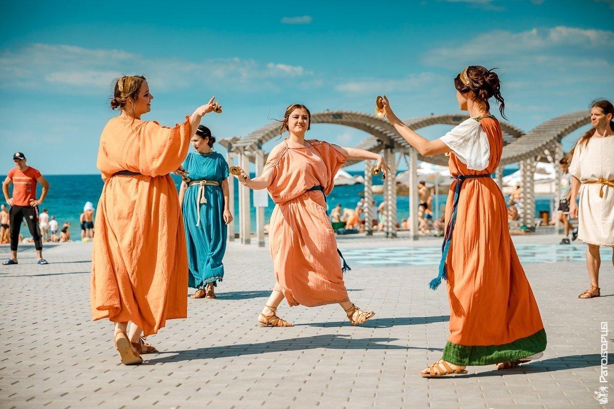 Греция праздники картинки