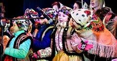 Новогодние забавы для детей в Симферополе