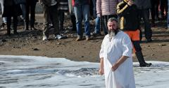 Празднование Крещения в Ялте